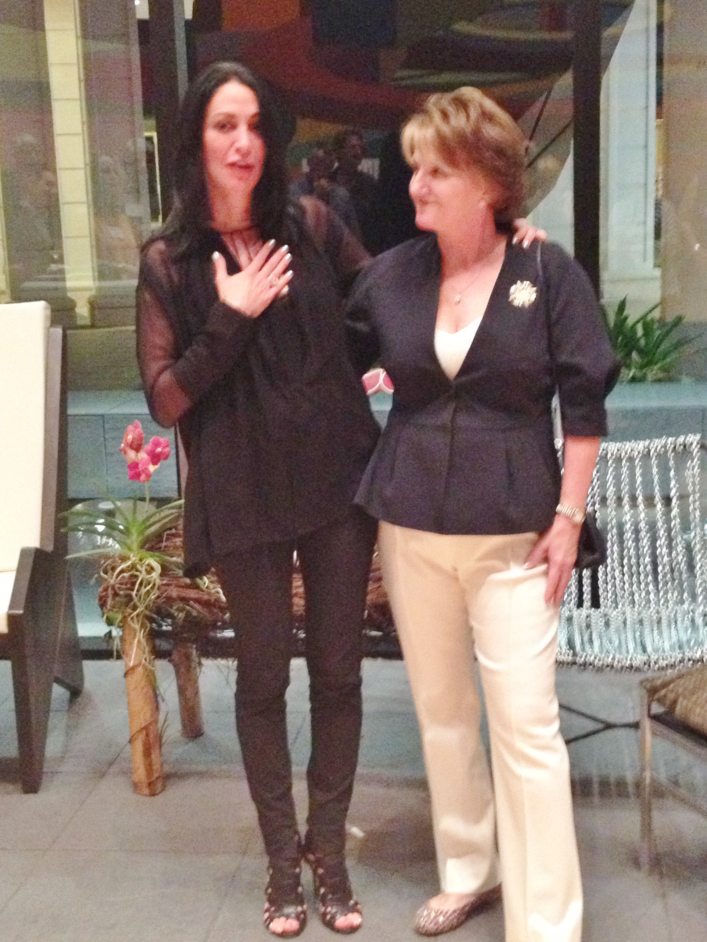 Above Interior Designer and Seat Creator Alexandra Karram tells Connie  Frankino how KidSanctuary Campus has touched her heart. Her words left us  with tears ...