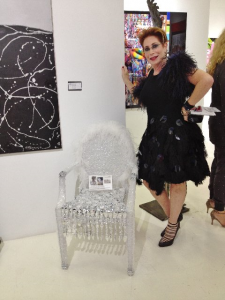 laurie aaron chair